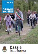 Logo giornalino Casale in...forma